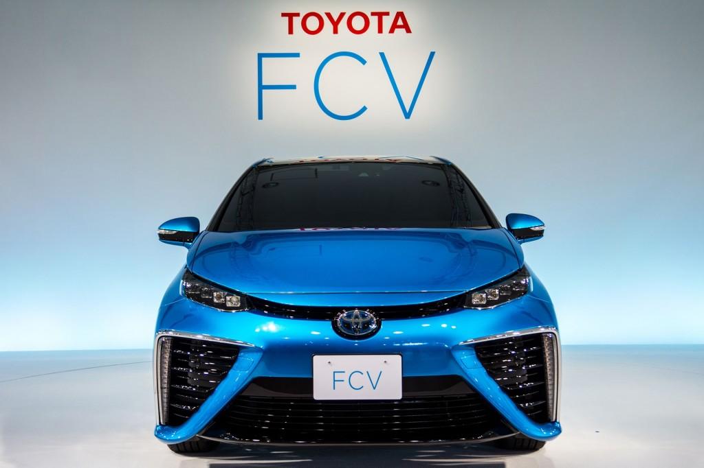 Toyota Mirai FCV