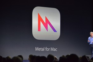 Apple WWDC 2015 Metal