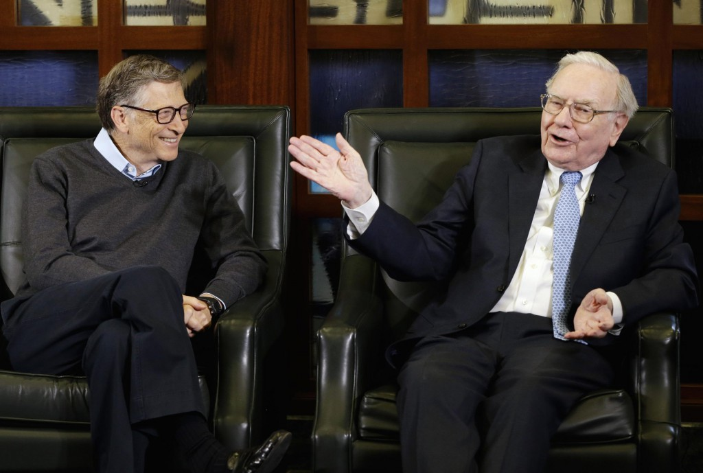 Buffett And Gates
