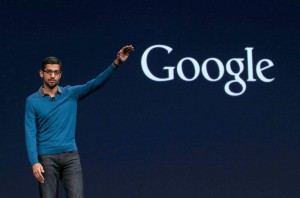 Sundar Pichai Google CEO